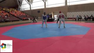 Oceania Qualification Tournament for Rio 2016 Olympic Games - Final M +80kg