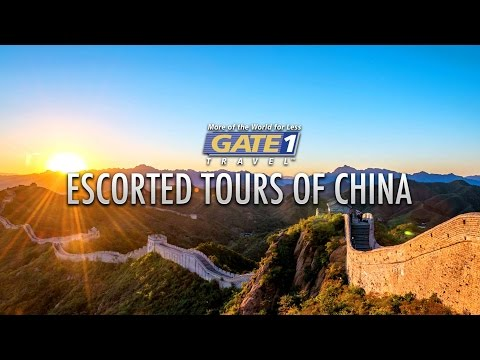 The Gate 1 China & Yangtze River Cruise Experience