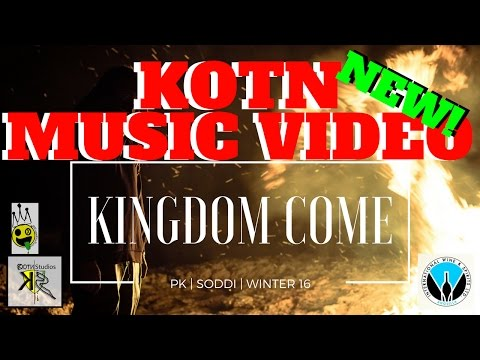 KINGDOM COME | MUSIC VIDEO | KOTN | ANGUILLA | 2017 | HIP HOP