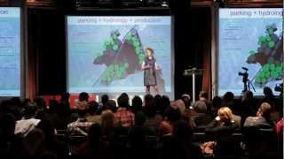 Asphalt ecologies: Paula Meijerink at TEDxUdeM