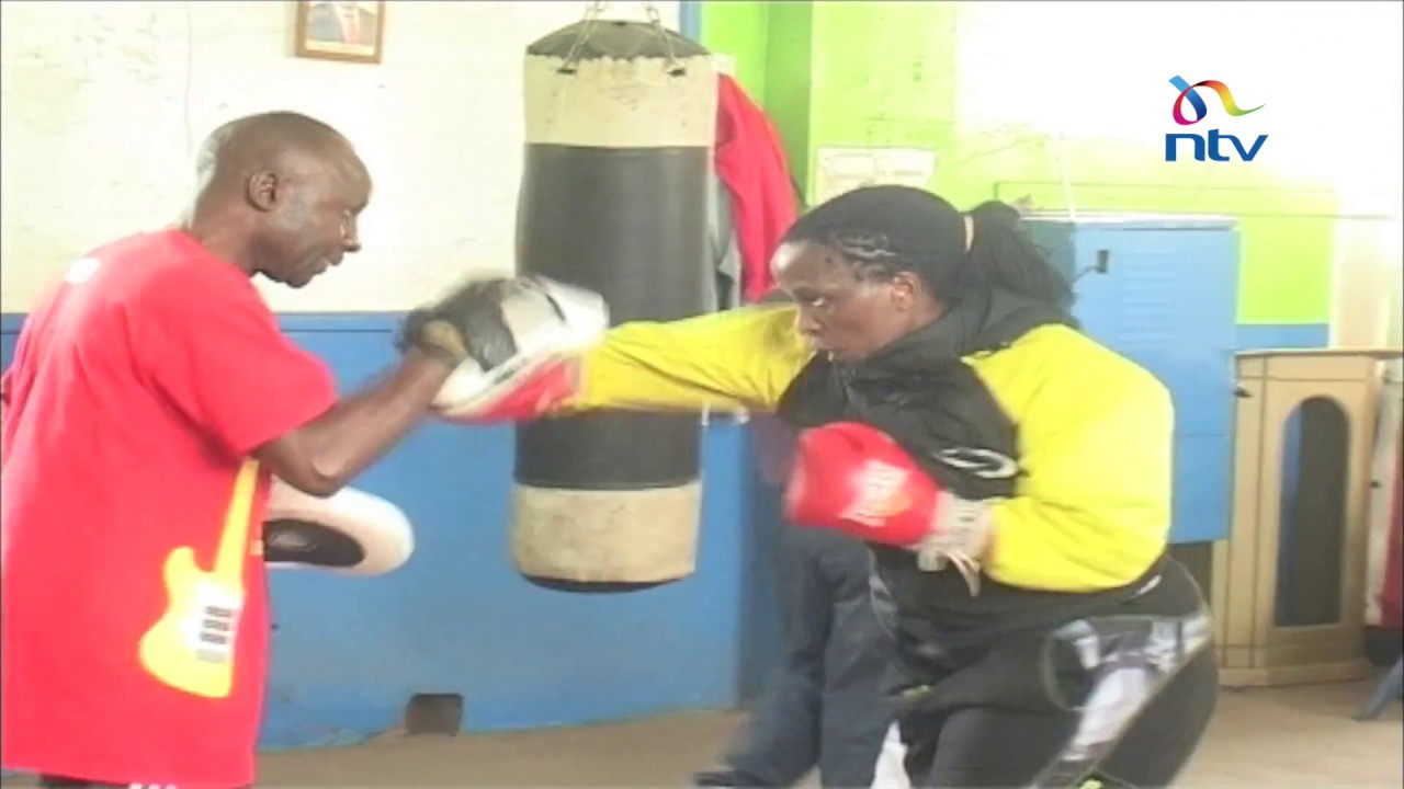 57f44c5a67 Professional Light-Middle Boxer Florence Muthoni to represent Kenya in  international bout