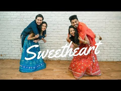 Sweetheart I Kedarnath I Team Naach Choreography