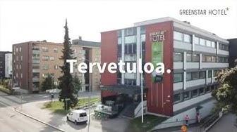 GreenStar Hotel Jyväskylä – uusi tähtemme