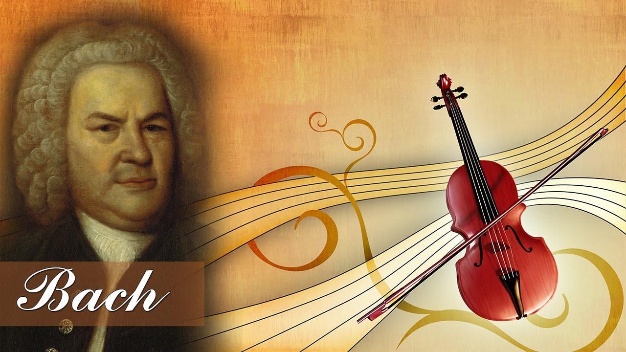 Música Clásica Para La Relajación Música Para Reducir Estres Bach E115 Youtube