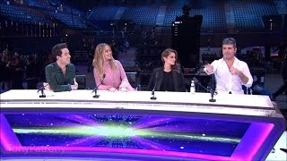 The Xtra Factor UK 2015 Live Shows Week 7 Finals Judges Interview Full