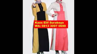 Video 0813 3097 0690, Katalog Elif, Gamis Elif Terbaru, Katalog ELif 2016 download MP3, 3GP, MP4, WEBM, AVI, FLV Juli 2018