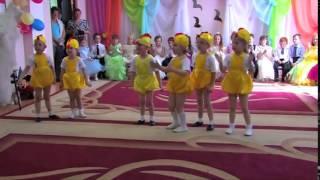 Дети таланты Танец маленьких цыплят   Малыши танцуют