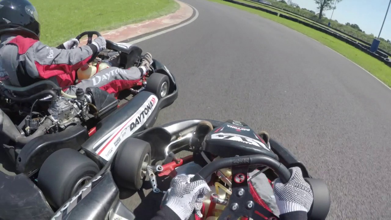 Tamworth Go Karting >> Daytona Go Karting tamworth - YouTube