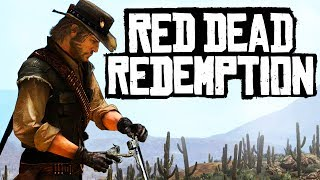 Red Dead Redemption: Searching For a New Horse (Funny Moments in RDR)