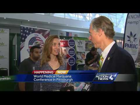 World Medical Cannabis Conference comes to Pittsburgh