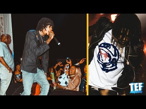 Alkaline Performance @ NEW RULES Concert, First Performance In Jamaica For 2017