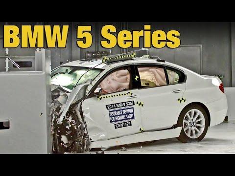 BMW 5 Series (2015) CRASH TEST