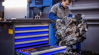 видео Гарантийный ремонт двигателя автомобиля