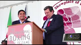 International Boxing Hall of Fame Induction Ceremony Highlights
