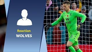 Post Wolves Reaction | Ørjan Nyland