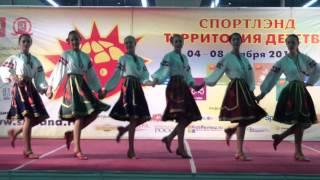 Молдавский танец.