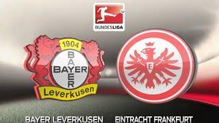 Байер - Айнтрахт Франкфурт Прогноз на матч и ставки на спорт