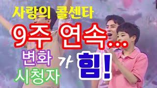 미스터트롯 사랑의 콜센타, 9주 연속 시청률 고공! 대…