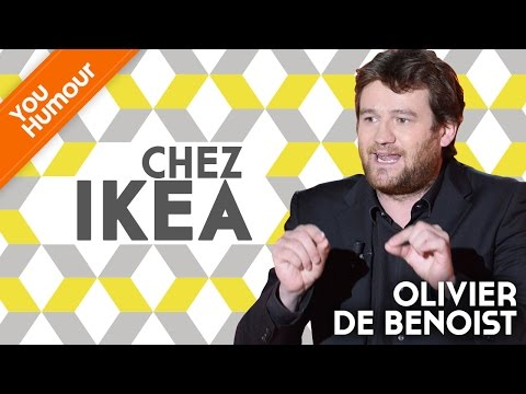 OLIVIER DE BENOIST - Chez IKEA