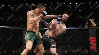UFC Fight Night 174 Robert Whittaker vs Darren Till Full Fight Highlights UFC Main Event | UFC 3