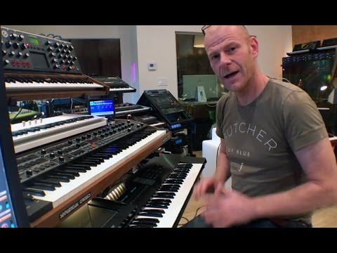Roland S-50 - Gear of the Week (Junkie XL)
