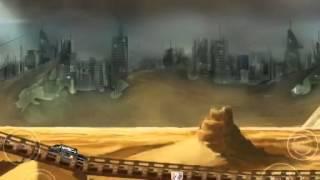 Road Warrior: Boss Defeat (Wraith)