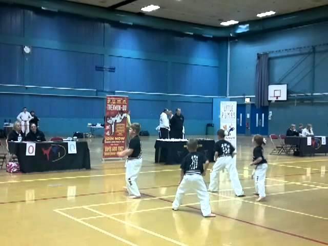Team championships- WMA juniors