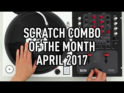 Scratch Combo of the Month: April 2017