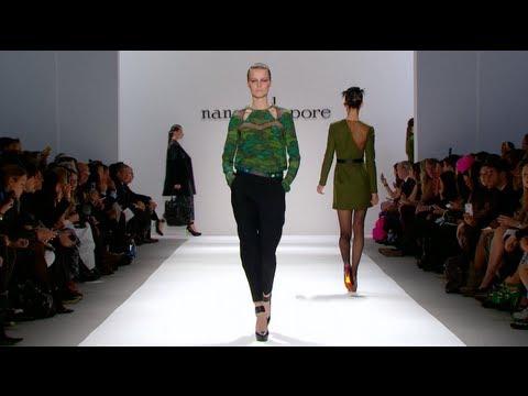 Nanette Lepore Mars Fashion Show