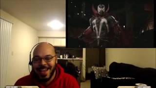 MK11 Spawn Reveal Reaction