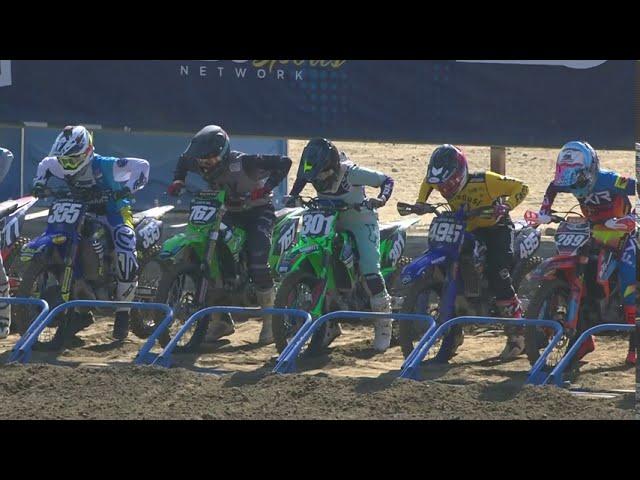 2020 Fox Raceway National - 250 Moto 2 Holeshot