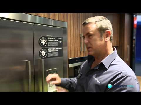 Fisher & Paykel 790mm French Door Fridge RF522ADUX1 Features - Appliances Online