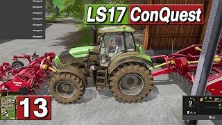 LS17 | Frühjahrsputz ► LS17 ConQuest Nicolonia & Kuhn DLC #13