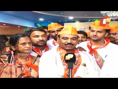 More than 1000 BJD workers join BJP in Balasore