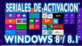 ACTIVA WINDOWS 8/8.1 DE FORMA PERMANENTE ORIGINAL 2019