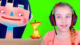 ГОТОВКА ЧЕЛЛЕНДЖ развлекательное ВИДЕО ДЛЯ ДЕТЕЙ смешная игра ПРО ГОТОВКУ