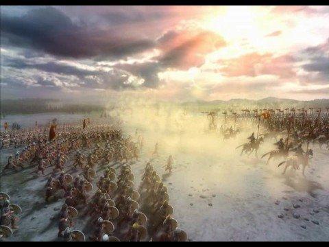 XIII век: Русич, вступительный ролик из игры