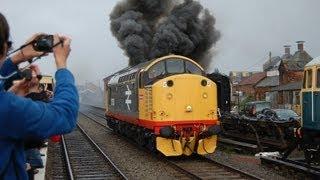 (HD) Class 37 Thrash 2