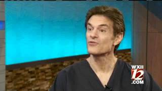Dr. Oz One On One About Super Foods