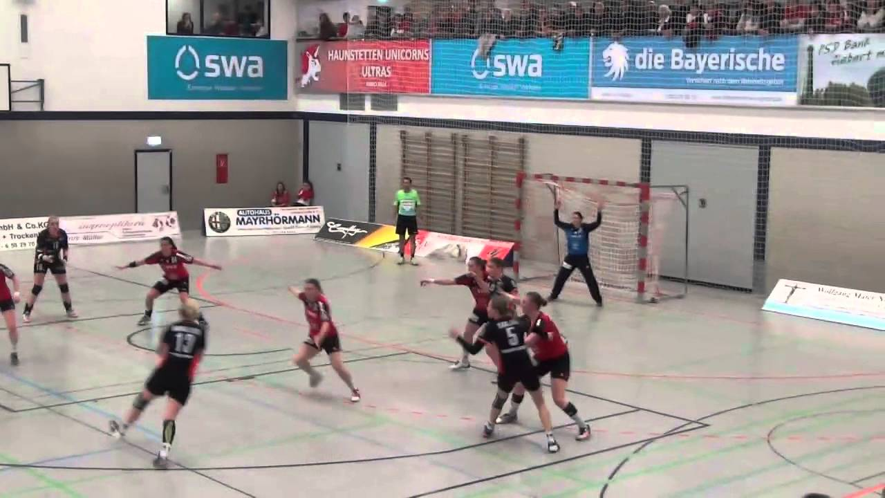frauen handball 2 bundesliga