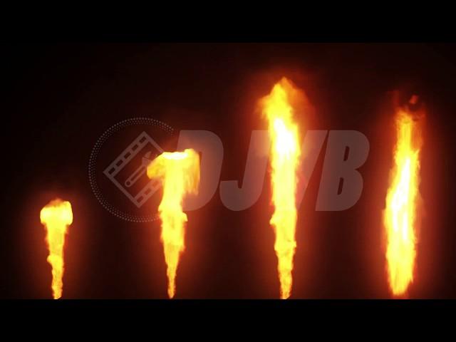 Pyro VJ Loops Minipack - Virtual Stage FX