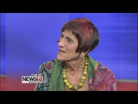 Rosa DeLauro visits News 8 after her victory