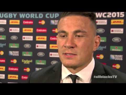 Sonny Bill Williams post Argentina interview
