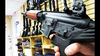 'Bump-Fire' Stocks Flying Off The Shelves After Vegas Tragedy