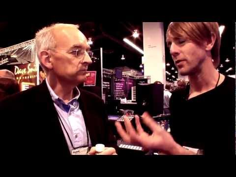 Richie Hawtin 2012 NAMM Report