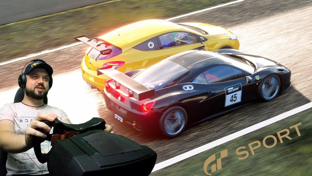 Рено Маунтин GT на Pro Против Ferrari Онлайн-игры | спорт смотреть онлайн