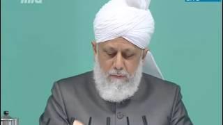 2012-11-16 Vorbildliche Diener der Ahmadiyya Muslim Jamaat