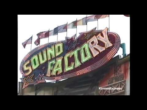 Sound Factory (Menzel/Kinzler) - Kirmes Herne Crange 1999 (Offride)