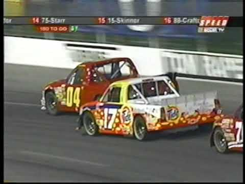 2003 NCTS Power Stroke Diesel 200 At Indianapolis Raceway Park (FULL RACE)