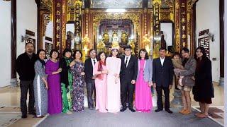 """Lễ Hằng Thuận """"Đoàn Nguyên - Thu Trang""""  18-02-2020 """
